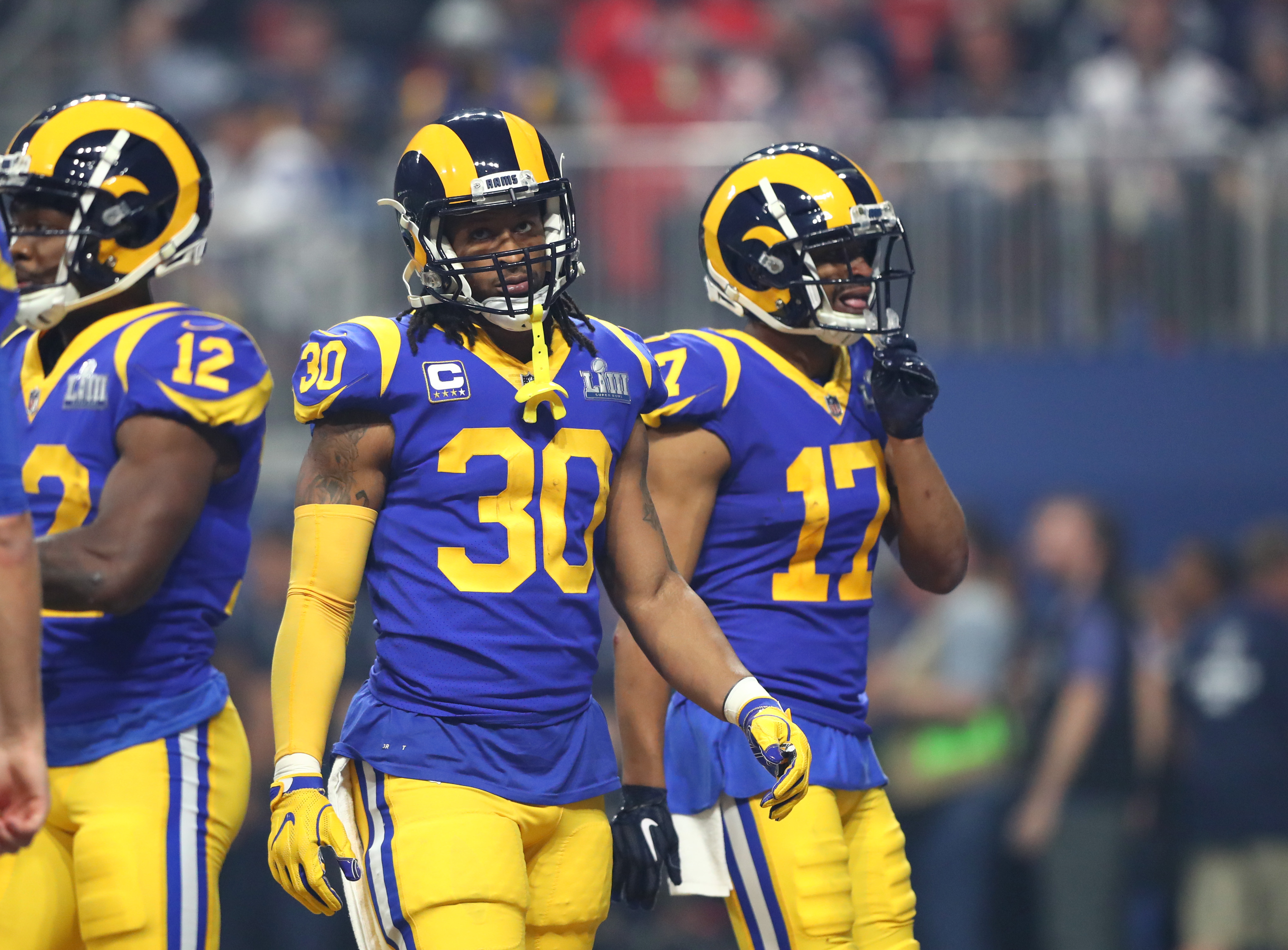 Todd Gurley's Dominance Seems to be Short-Lived