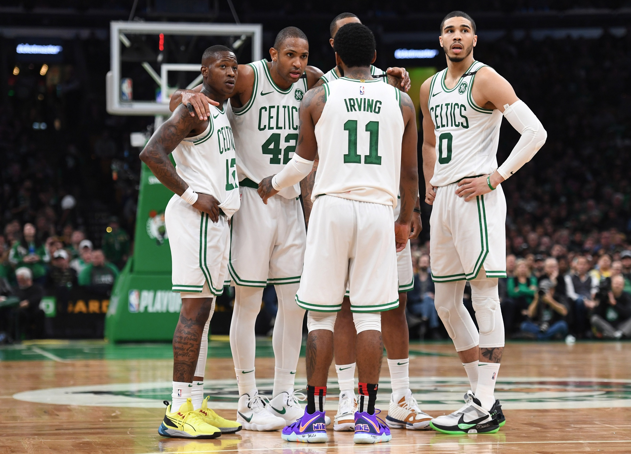 Your Morning Dump... Where the Celtics lose out on AD and we're back to being patient