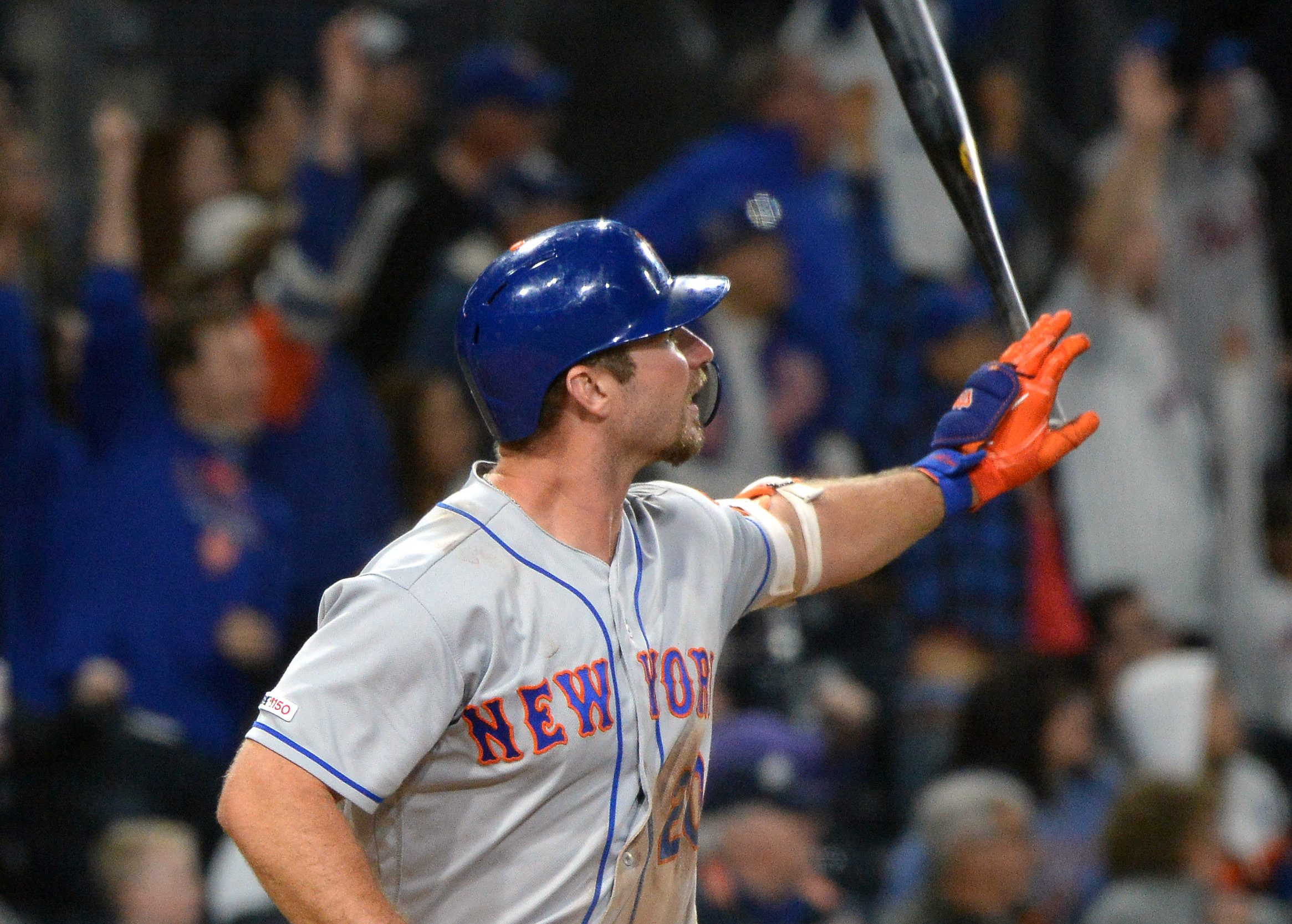 Thankfully, Pete Alonso Doesn't Require Miracles