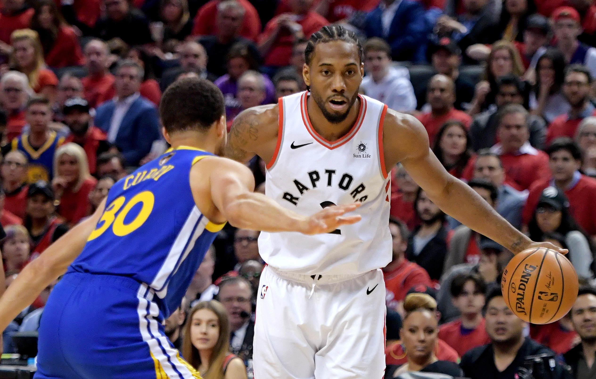 Kawhi Leonard gets funny Wikipedia edit to reflect NBA Finals dominance