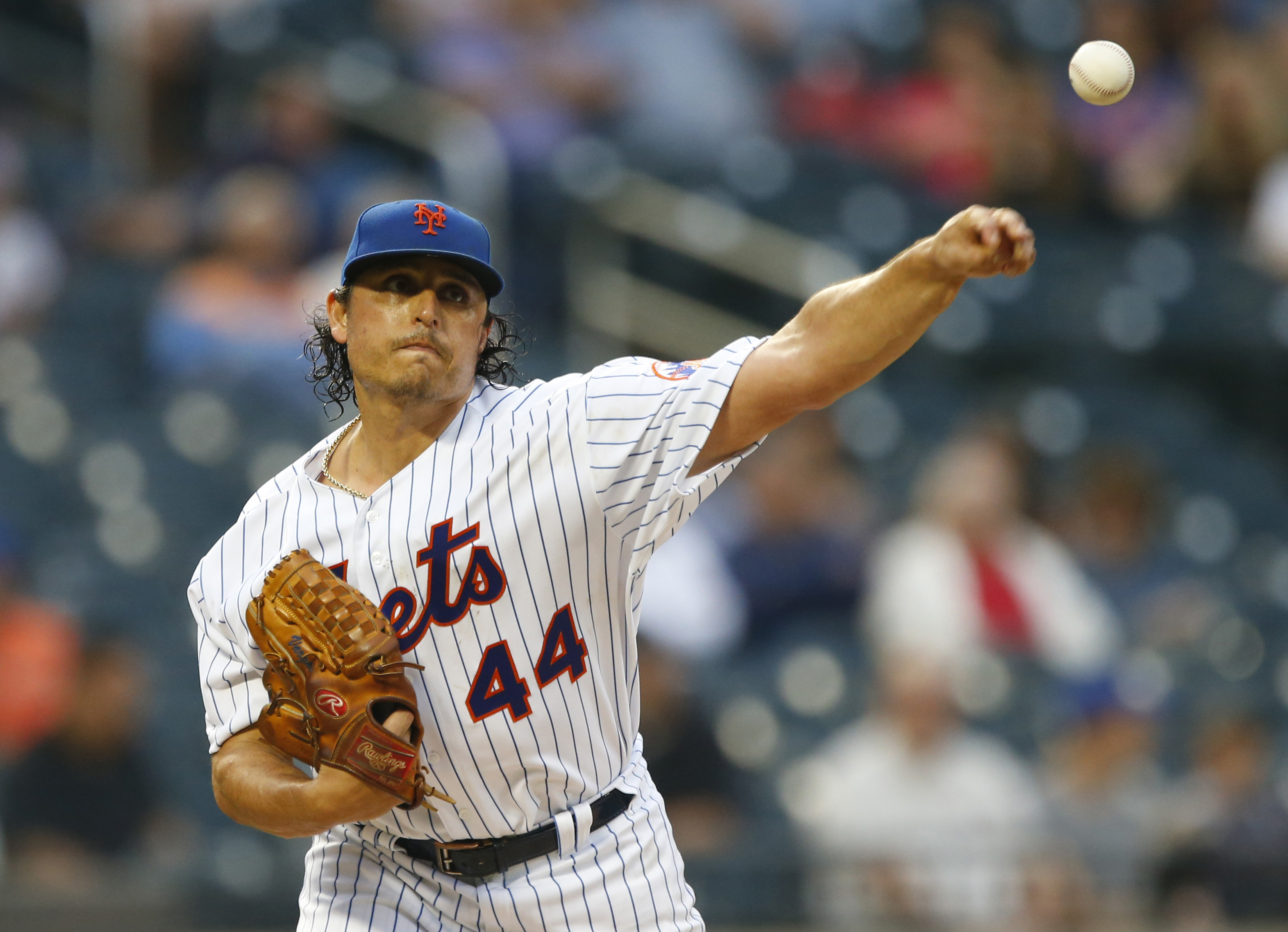 Jason Vargas has sneakily become New York Mets' second best starter