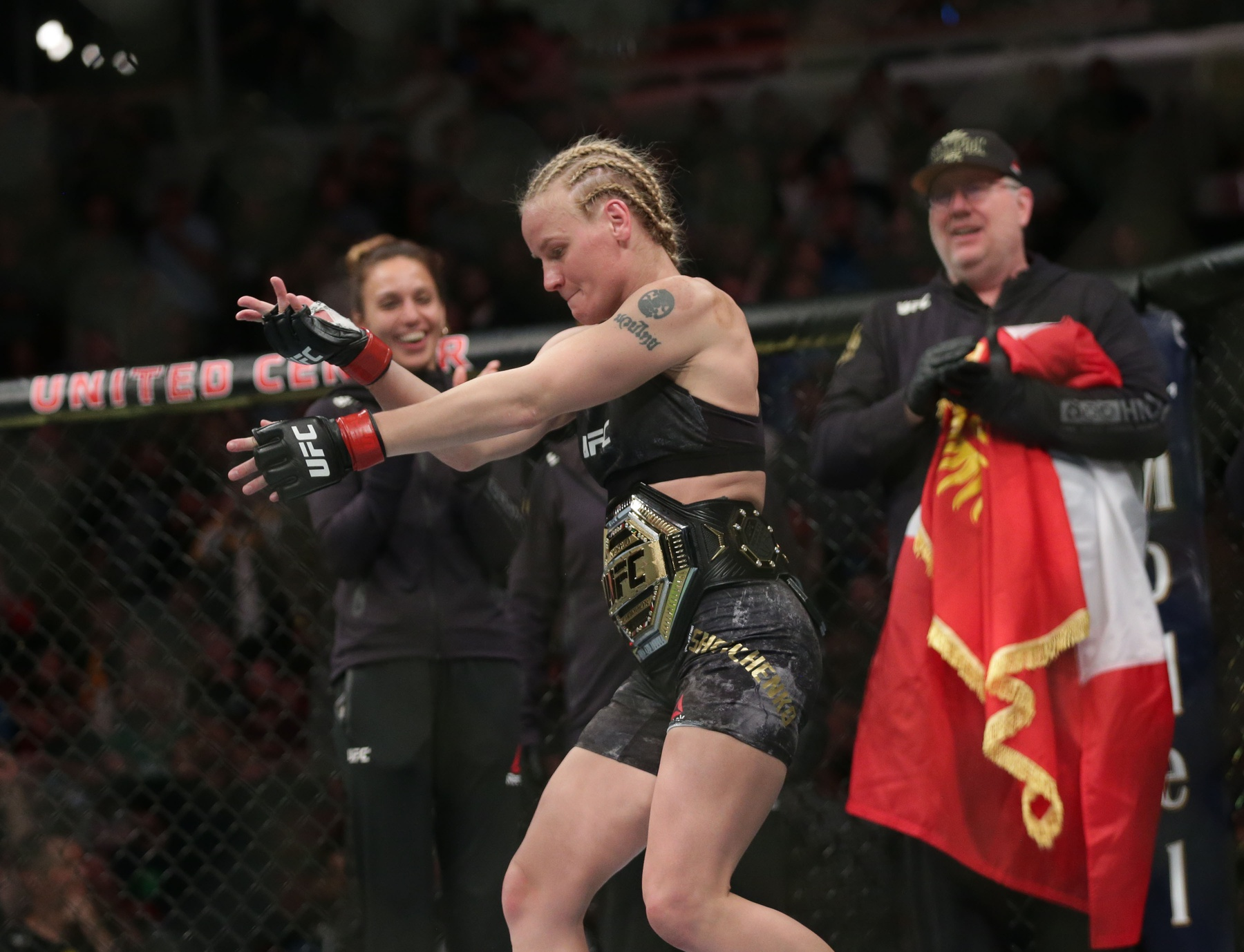 UFC Performance Based Fighter Rankings: Women's Flyweights: Sept 20/21