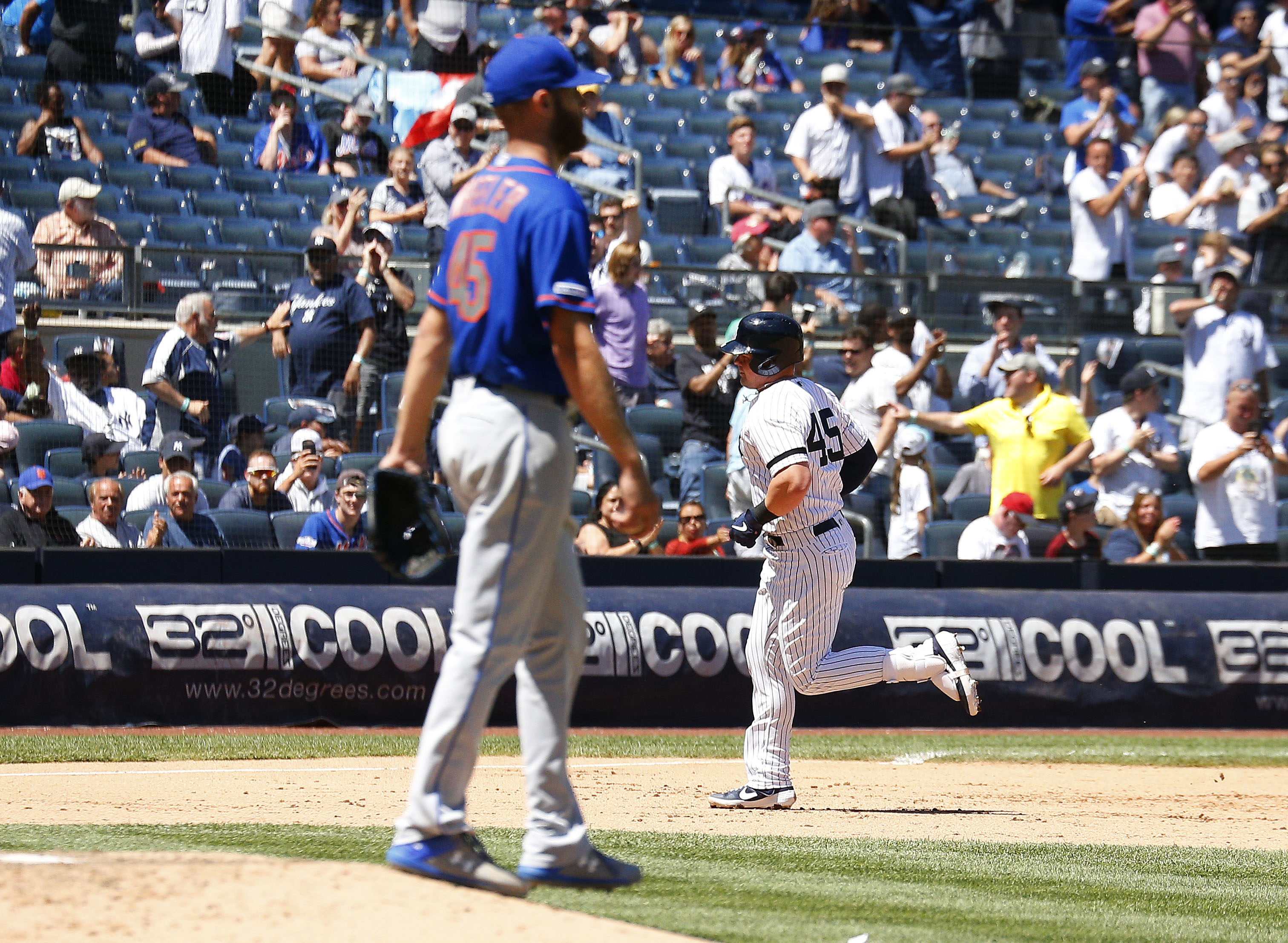 Zack Wheeler delivers stinker as Mets drop Subway Series opener