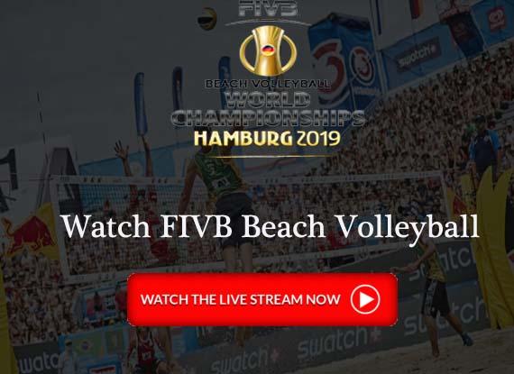Beach Volleyball World Championship 2019 Live