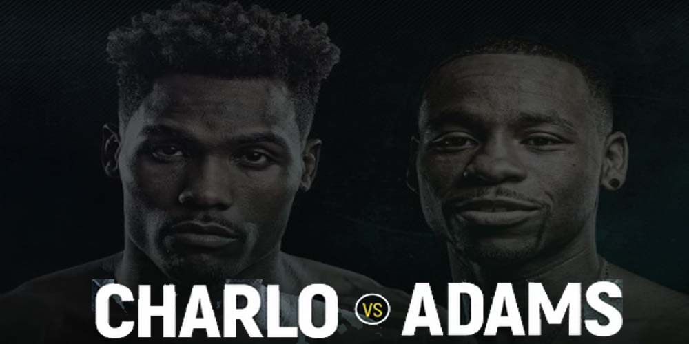 Charlo vs Adams Live
