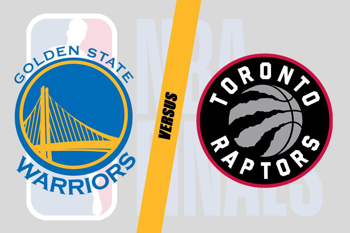Warriors vs Raptors live online