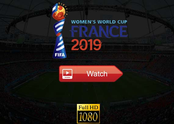 Womens World Cup 2019 live