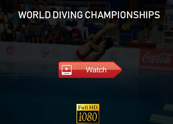 World Diving Championships live stream