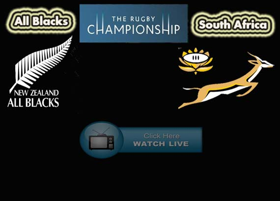 All Blacks vs South Africa Live Stream