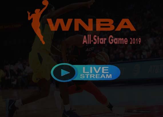 WNBA All-Star Game Live Stream