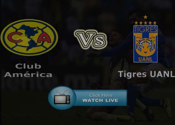 America vs Tigres Live stream