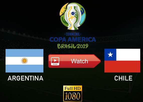 Argentina vs Chle live stream Reddit
