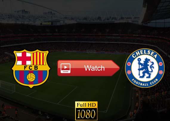 Barcelona vs Chelsea live stream reddit