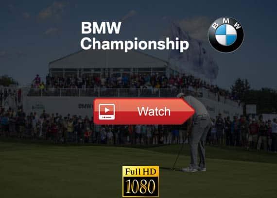 BMW Championship golf live stream reddit