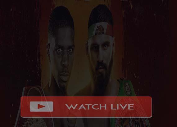 Hooker vs Ramirez Live Stream