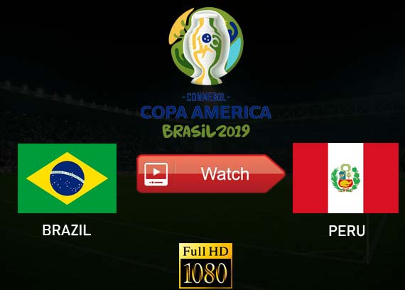 Brazil vs Peru live stream Reddit