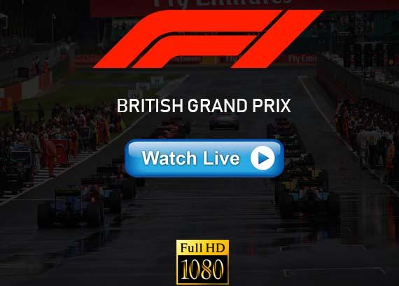 British Grand Prix 2019 live streaming Reddit