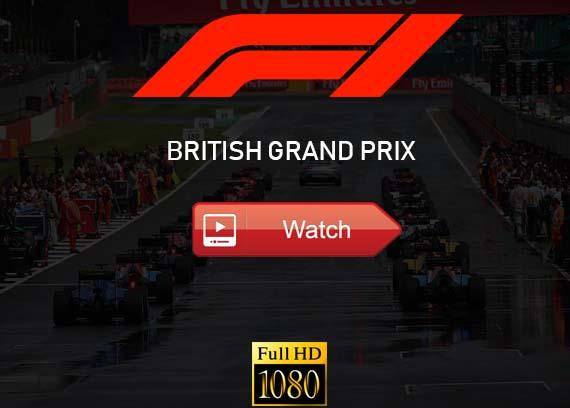 British Grand Prix live stream Reddit