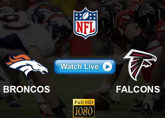 Broncos vs Falcons live streaming reddit