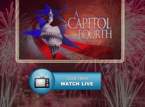 A Capitol Fourth 2019 Live