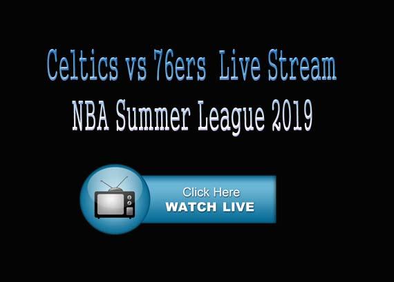 Celtics vs 76ers live stream