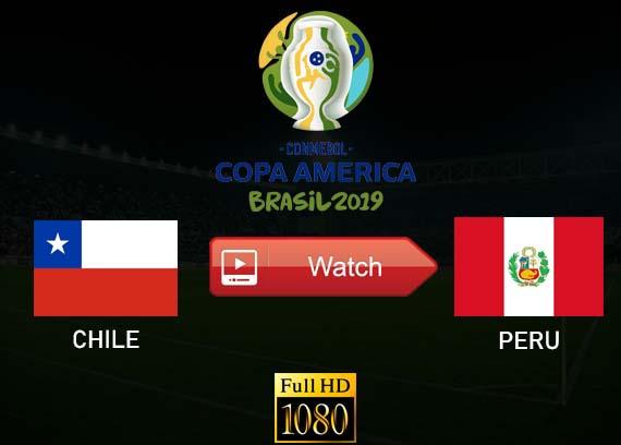 Chile vs Peru live stream Reddit