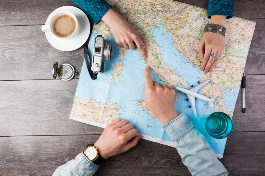 choosing vacation