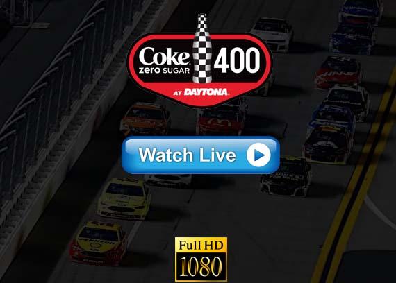 Coke Zero Sugar 400 at Daytona Live Stream Reddit