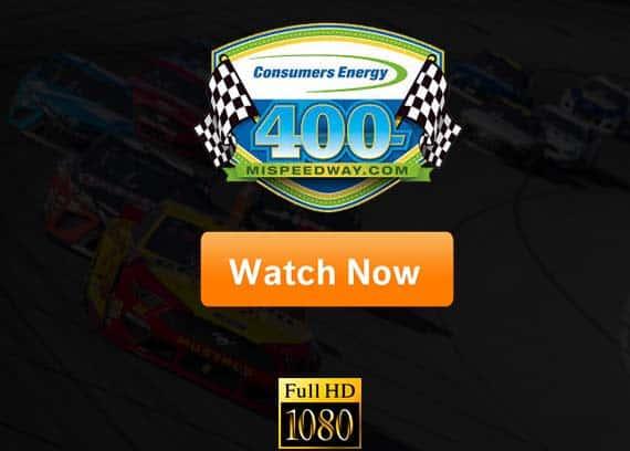 Consumers Energy 400 reddit live streaming