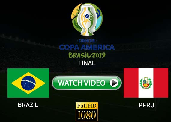 Brazil vs Peru live streaming Reddit