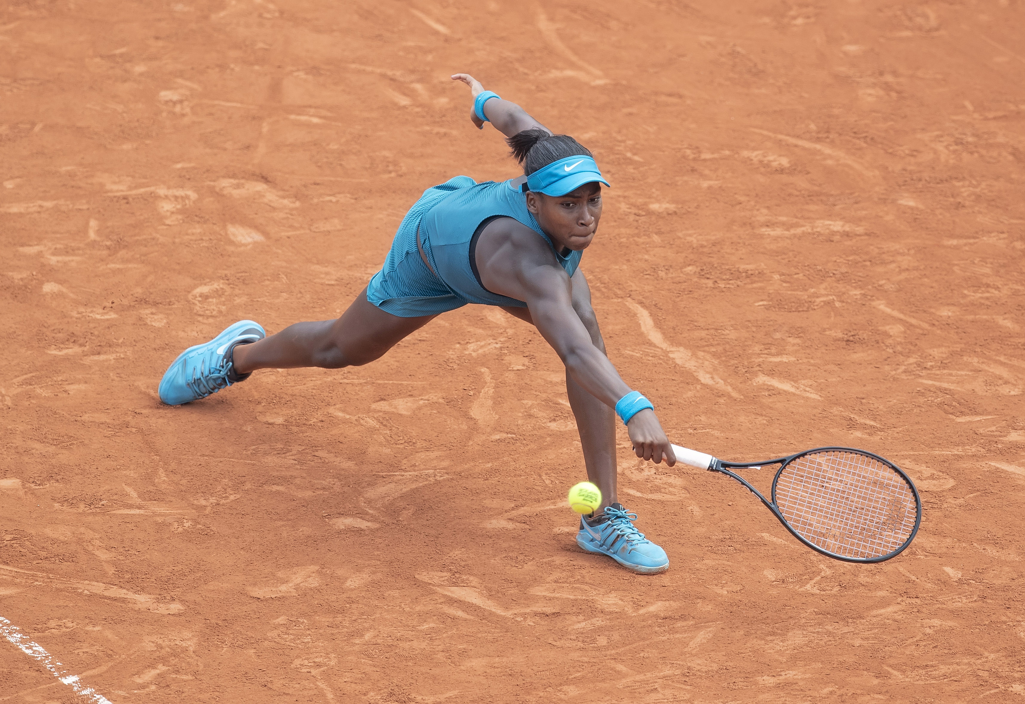 The French Open is where Coco Gauff has emerged into greatness