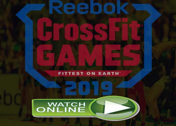 Reebok CrossFit Games 2019 Live Stream