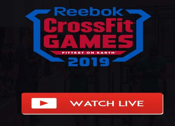 CrossFit Games Reddit Live Stream 2019