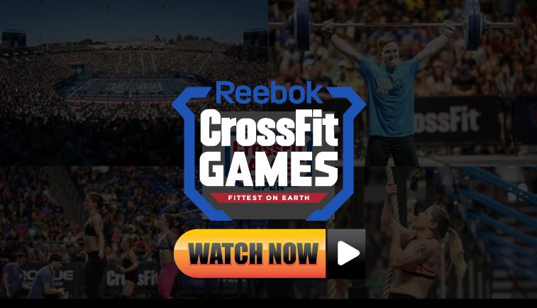 Crossfit Games live stream reddit