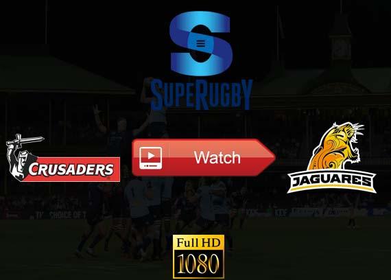 Crusaders vs Jaguares live stream Reddit