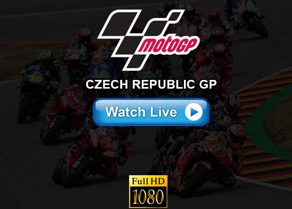 Czech Republic MotoGP live streaming reddit
