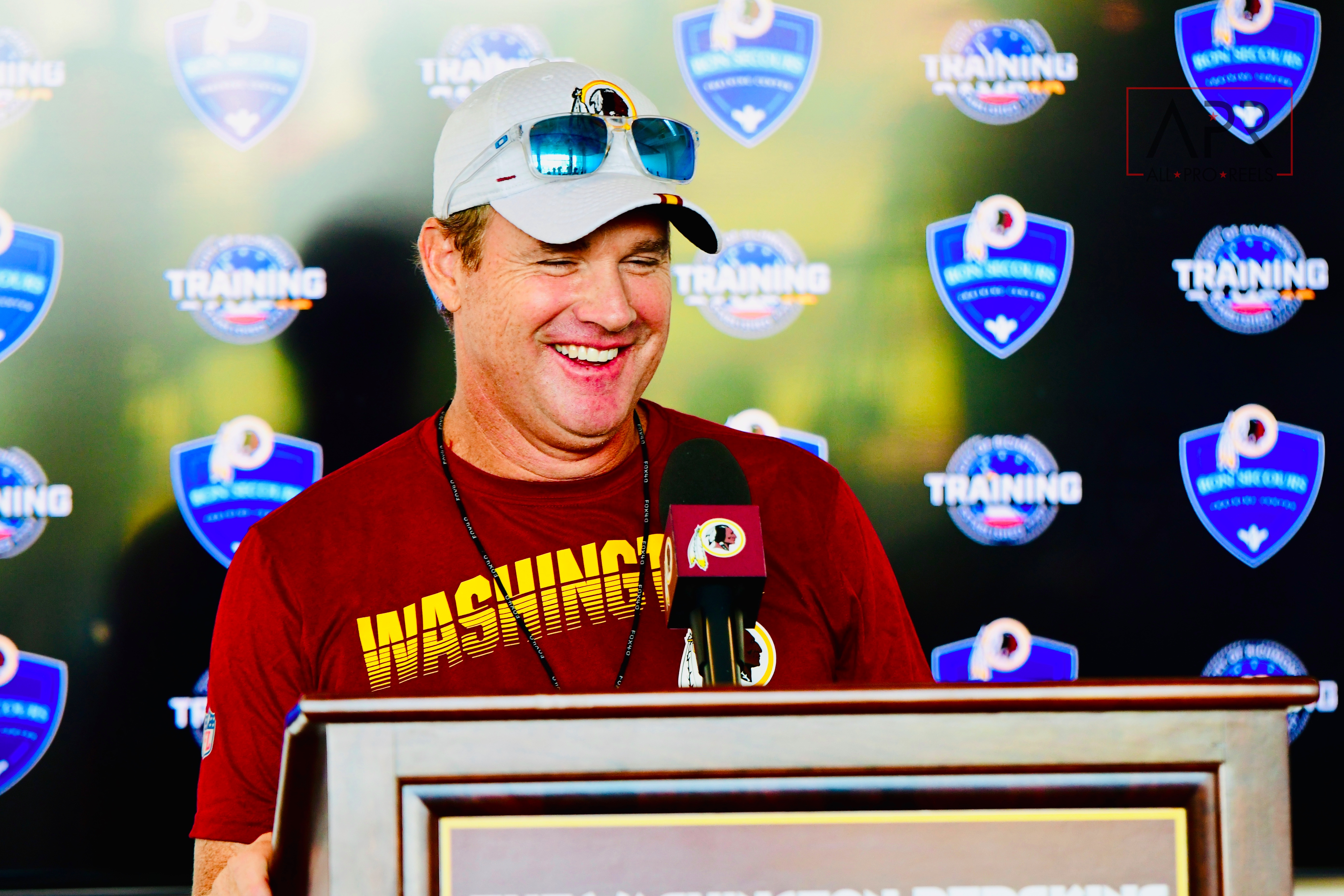 Redskins Training Camp Quotes: Jay Gruden
