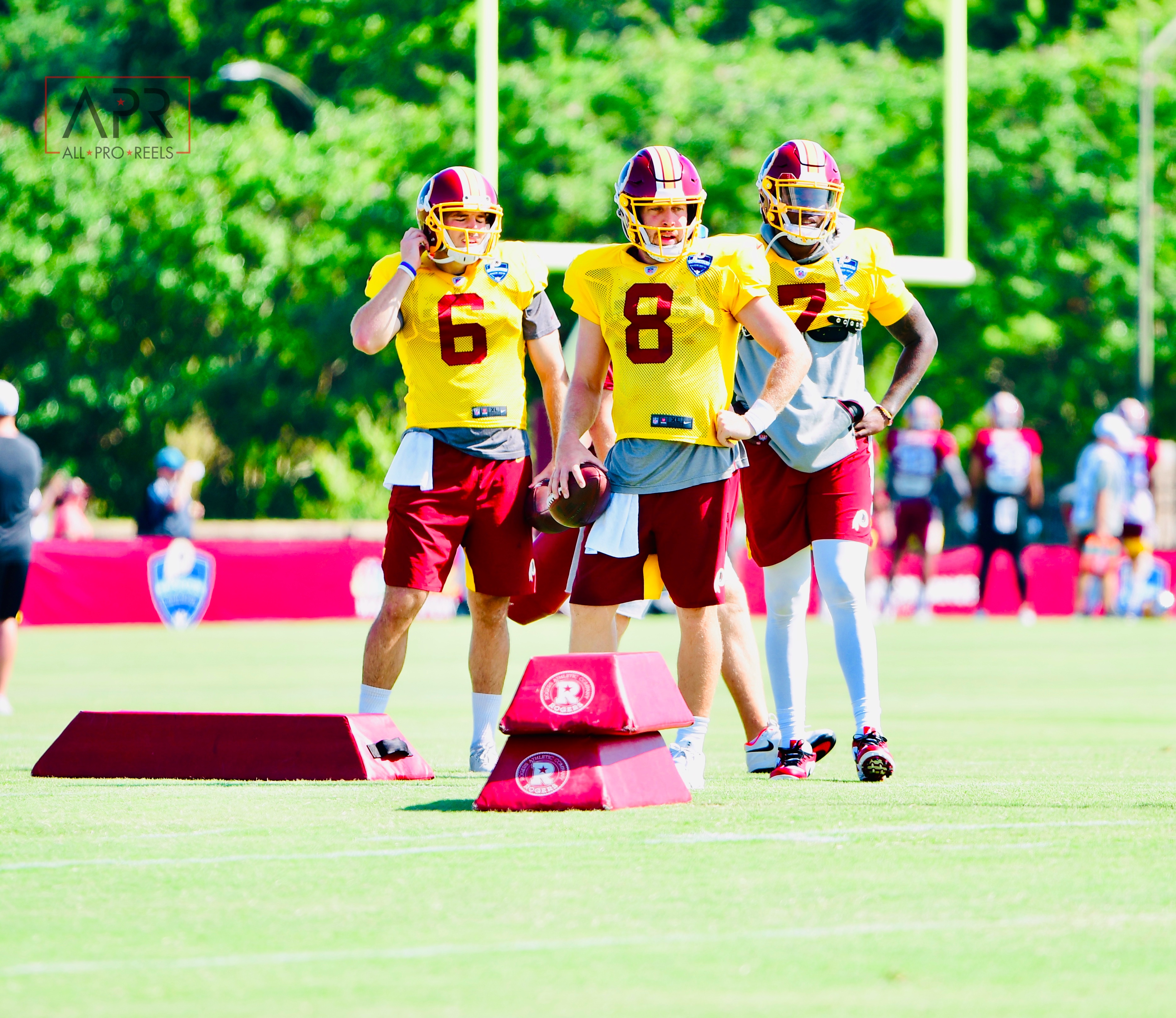 Redskins Training Camp Quotes: The QBs
