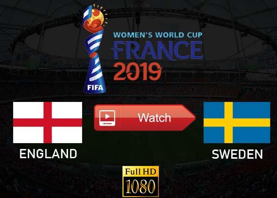 England vs Sweden live stream Reddit