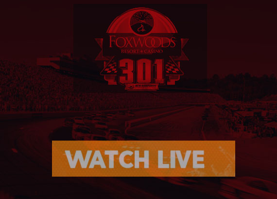 Foxwoods Resort Casino 301 Live Stream