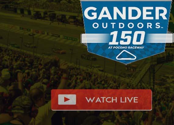Gander RV 150 Reddit Live Stream