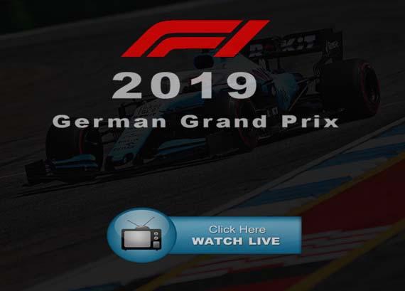 German Grand Prix Live streaming Readdit