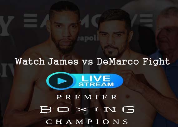 James vs DeMarco Live stream Reddit