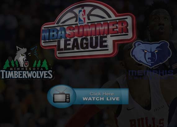NBA Summer League Finals 2019 Live