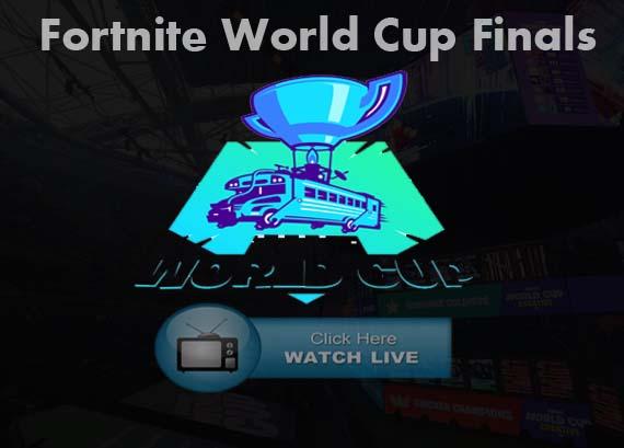Fortnite World Cup Finals 2019 Live Stream Reddit