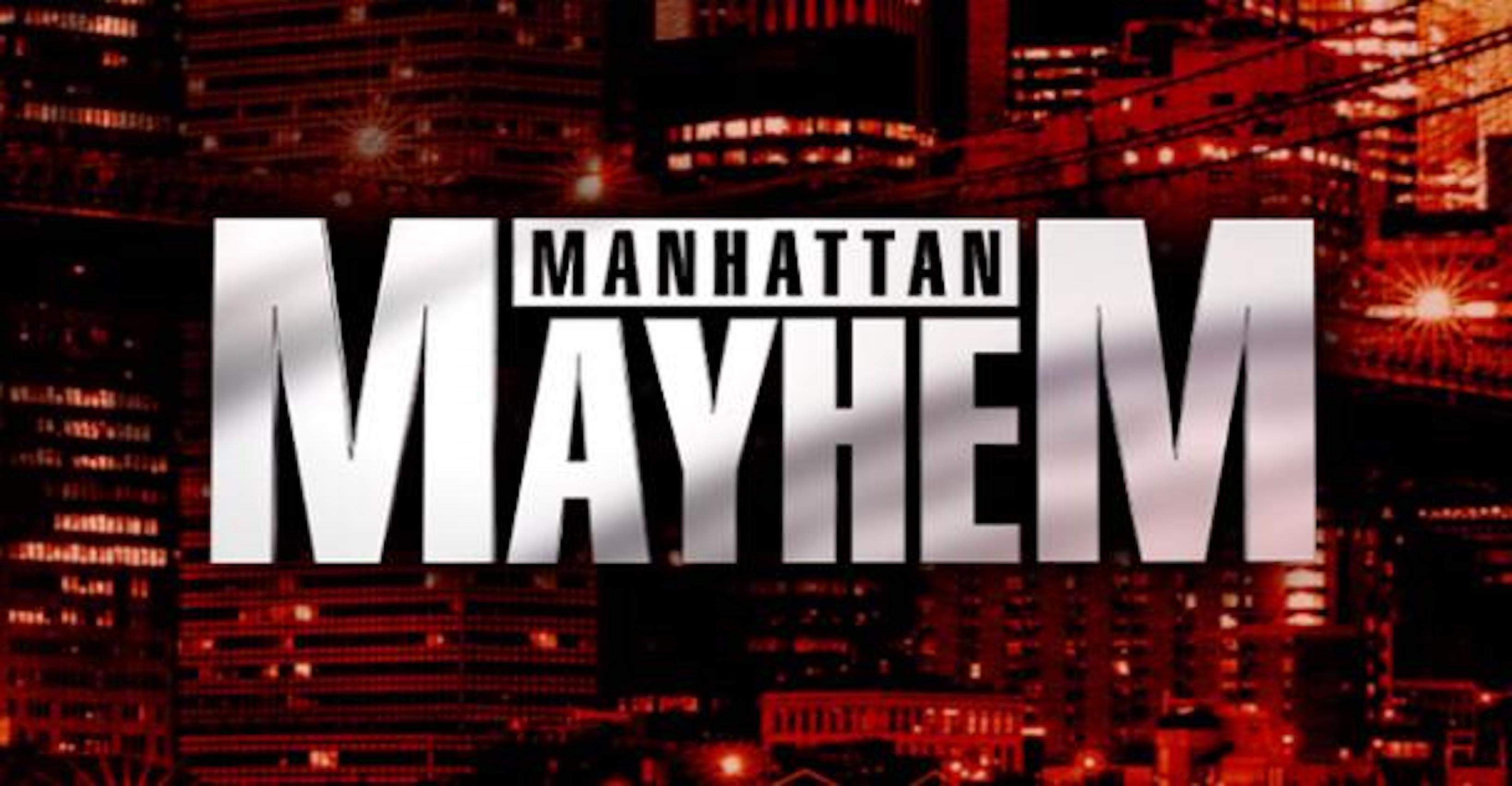 Ring Of Honor 'Manhattan Mayhem' LIVE Results