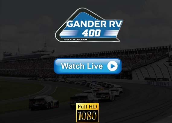 Gander RV 400 live streaming reddit