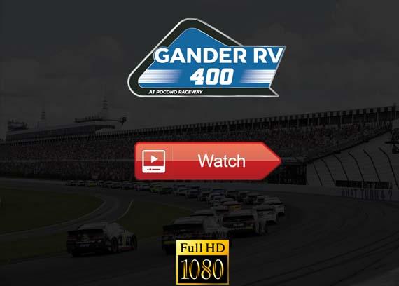 Gander RV 400 live stream reddit