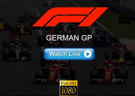 German grand prix live streaming reddit
