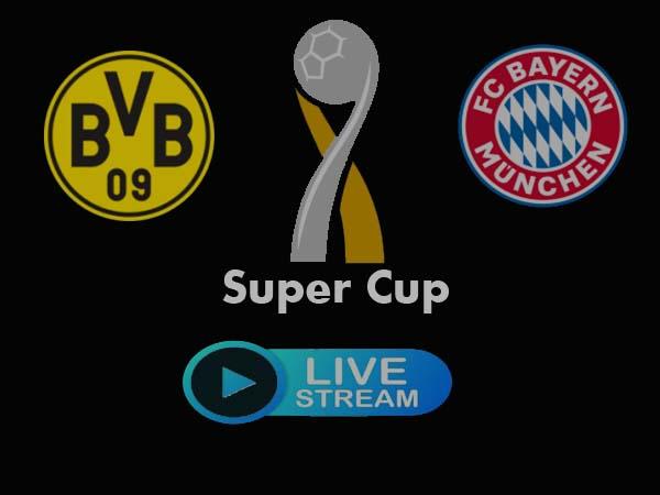 Borussia Dortmund vs Bayern Munich Live stream
